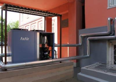 Холодильная машина BlueBox, Италия.