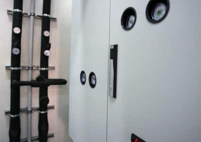 Шкаф индикации воды КS GmbH, Германия.