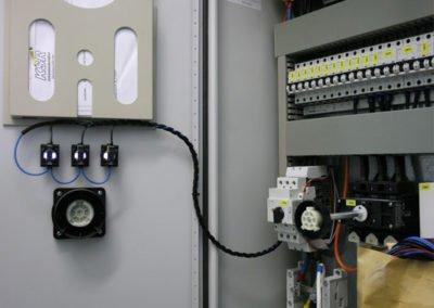 Электрошкаф КSR GmbH, Германия.
